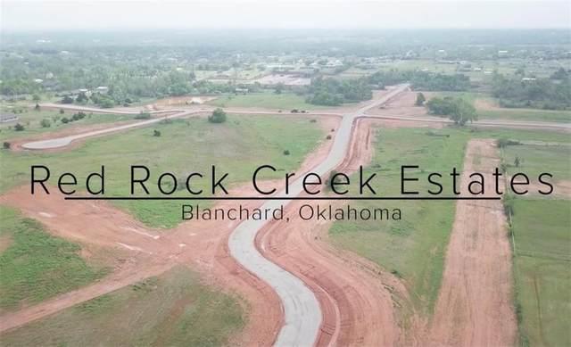 45 Dixie Drive, Blanchard, OK 73010 (MLS #956504) :: Erhardt Group
