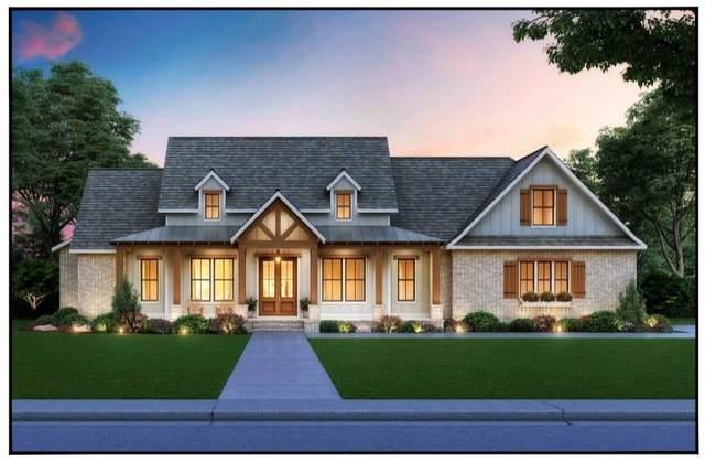 2389 County Road 1262, Blanchard, OK 73010 (MLS #956511) :: KG Realty