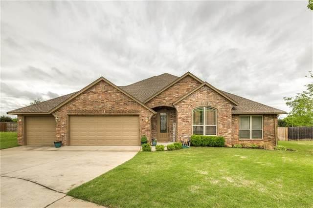 101 Horizon View Court, Norman, OK 73071 (MLS #956536) :: Maven Real Estate