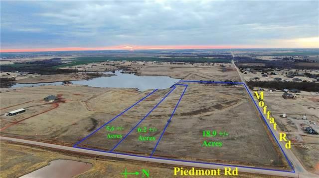 Piedmont Road, Piedmont, OK 73078 (MLS #956542) :: KG Realty