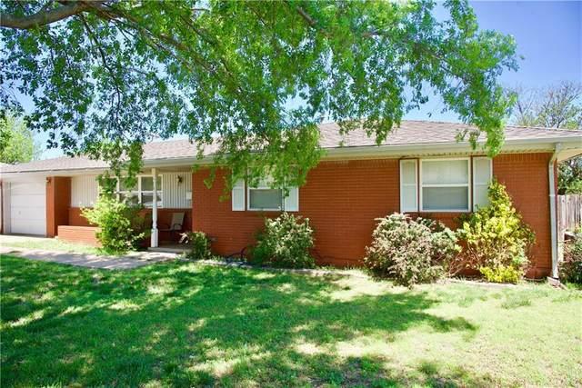 412 N Nevada Street, Weatherford, OK 73096 (MLS #956554) :: Keller Williams Realty Elite