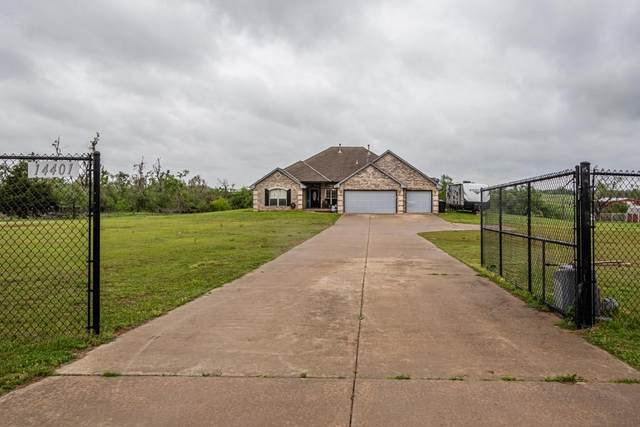 14401 SW 104th Street, Mustang, OK 73064 (MLS #956561) :: Maven Real Estate
