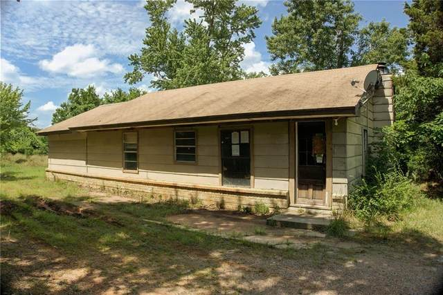 13724 SE 38th Street, Choctaw, OK 73020 (MLS #956617) :: The UB Home Team at Whittington Realty