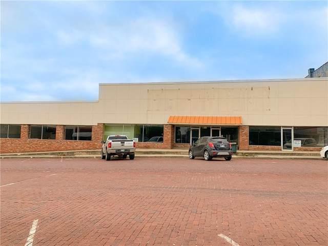 139 N Main Street, Seminole, OK 74868 (MLS #956648) :: Keller Williams Realty Elite