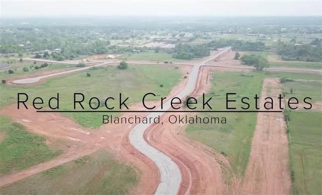 25 Dixie Drive, Blanchard, OK 73010 (MLS #956650) :: Erhardt Group at Keller Williams Mulinix OKC