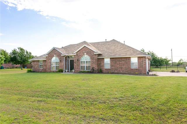 10420 Katy Line Drive, Yukon, OK 73099 (MLS #956655) :: Homestead & Co