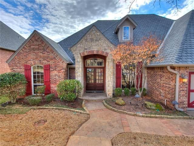 2712 NE 133rd Street, Edmond, OK 73013 (MLS #956659) :: Maven Real Estate