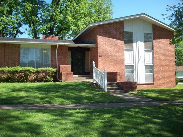 410 E Seminole Street, Wynnewood, OK 73098 (MLS #956682) :: Keller Williams Realty Elite