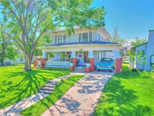 724 NW 21st Street, Oklahoma City, OK 73103 (MLS #956697) :: Maven Real Estate