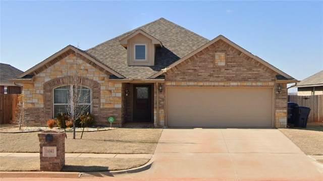 16041 Iron Tree Lane, Edmond, OK 73013 (MLS #956710) :: Maven Real Estate