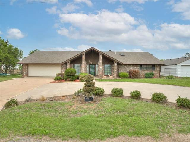 205 W Michigan, Corn, OK 73024 (MLS #956726) :: Keller Williams Realty Elite