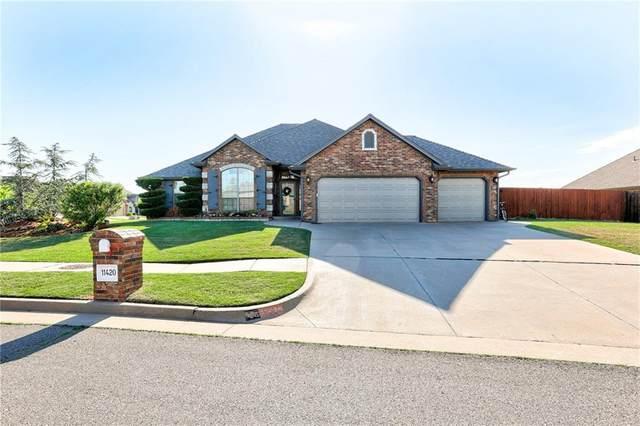 11420 Sturbridge Road, Oklahoma City, OK 73162 (MLS #956729) :: Homestead & Co