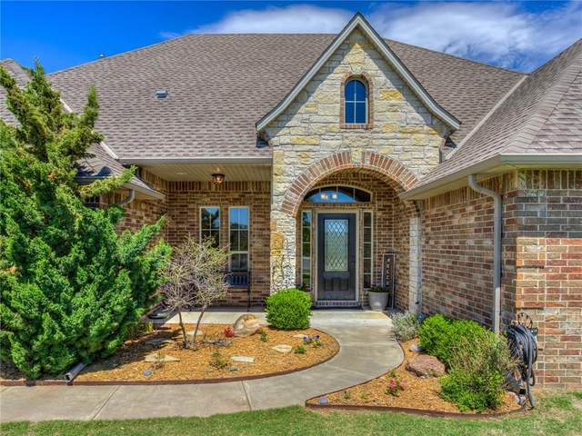 8501 SW 109th Court, Oklahoma City, OK 73173 (MLS #956735) :: Maven Real Estate