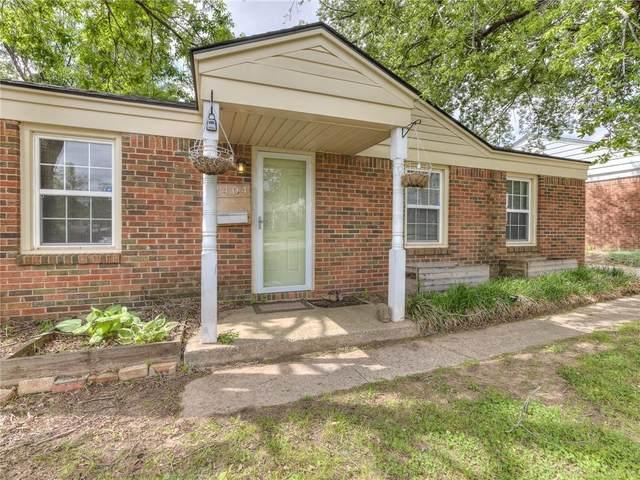 2404 NW 33rd Street, Oklahoma City, OK 73112 (MLS #956737) :: Keller Williams Realty Elite