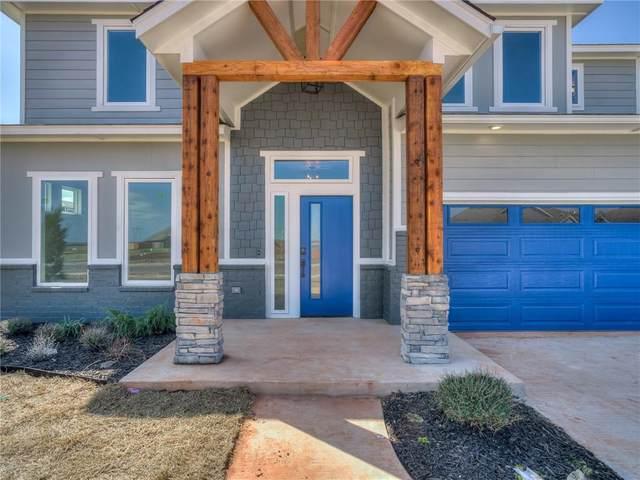 13433 Emerald Island Drive, Oklahoma City, OK 73142 (MLS #956741) :: Homestead & Co