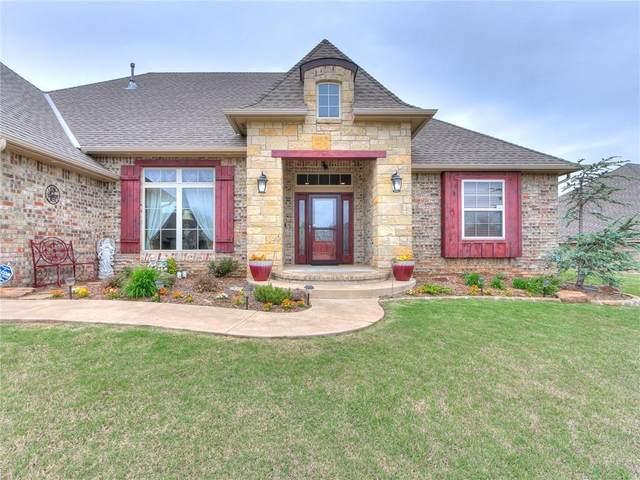 12709 W Glen Court, Choctaw, OK 73020 (MLS #956758) :: Homestead & Co