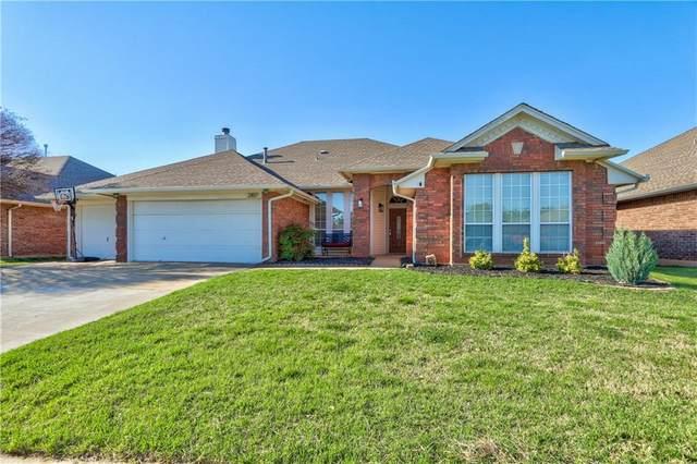 2817 NW 159th Street, Edmond, OK 73013 (MLS #956760) :: Maven Real Estate