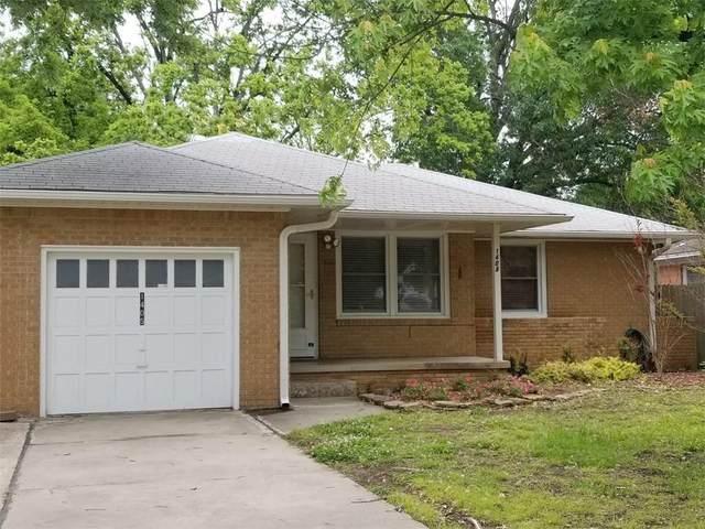 1405 Garfield Avenue, Norman, OK 73072 (MLS #956768) :: The UB Home Team at Whittington Realty