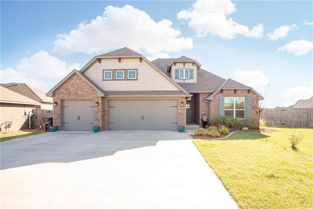 4300 SE 37th Circle, Norman, OK 73071 (MLS #956773) :: Maven Real Estate