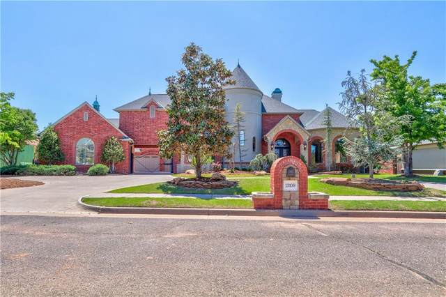 13109 Rohan Court, Oklahoma City, OK 73170 (MLS #956782) :: ClearPoint Realty
