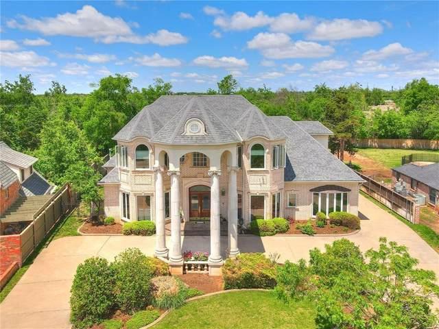 1211 Larchmont Lane, Nichols Hills, OK 73116 (MLS #956787) :: Maven Real Estate