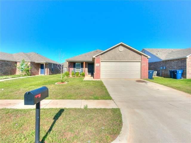 5608 Gadwall Road, Oklahoma City, OK 73179 (MLS #956789) :: Maven Real Estate