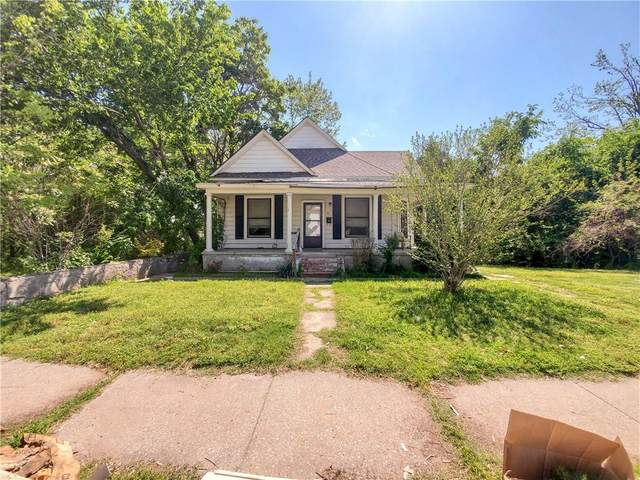 401 N Philadelphia Avenue, Shawnee, OK 74801 (MLS #956795) :: Keller Williams Realty Elite