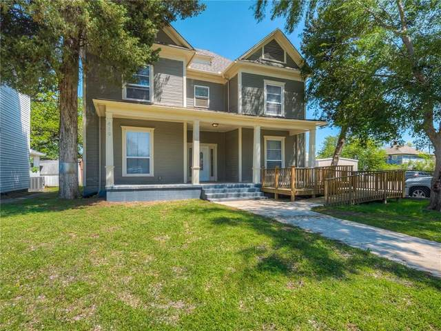 419 N Beard Avenue, Shawnee, OK 74801 (MLS #956800) :: Homestead & Co