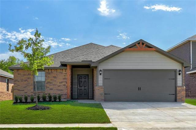 1612 Burgundy Drive, El Reno, OK 73036 (MLS #956808) :: Keller Williams Realty Elite