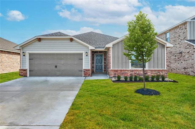 1601 Burgundy Drive, El Reno, OK 73036 (MLS #956811) :: Keller Williams Realty Elite