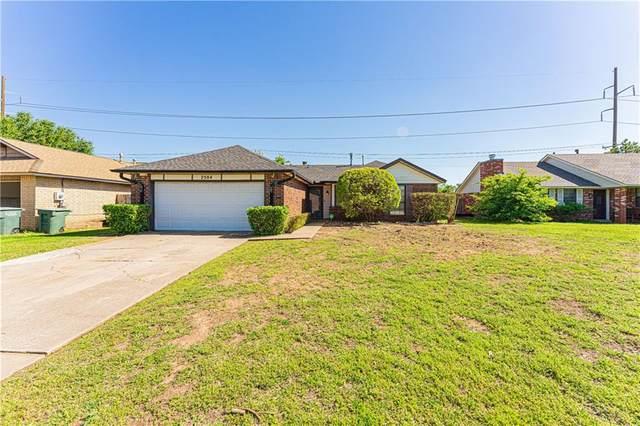 2504 Pennington Avenue, Edmond, OK 73012 (MLS #956822) :: Maven Real Estate
