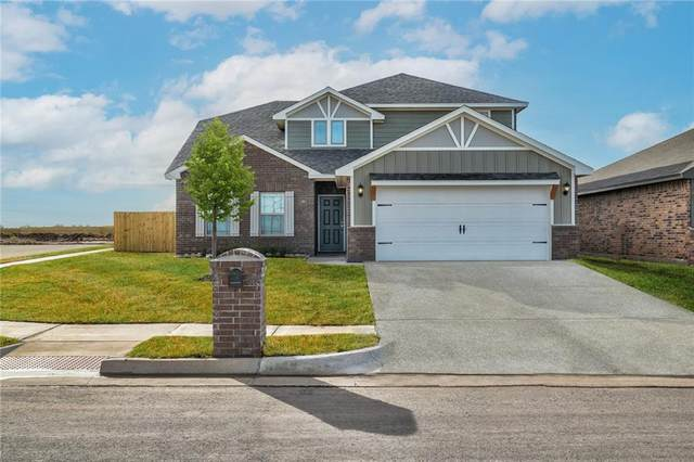 1021 NW 4th Street, Newcastle, OK 73065 (MLS #956828) :: Maven Real Estate