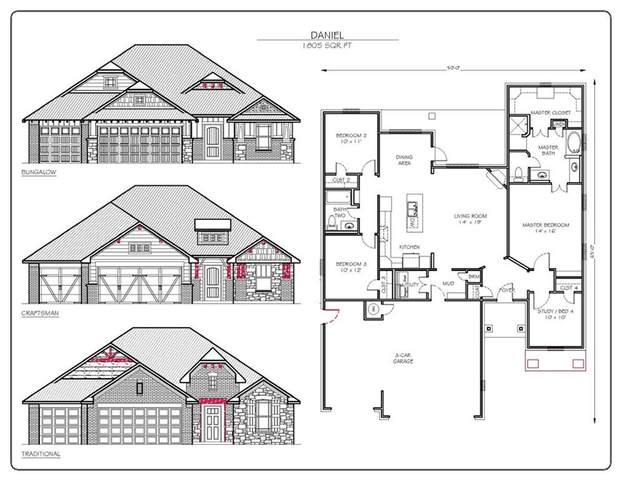 2004 Sama Way, Yukon, OK 73099 (MLS #956832) :: Maven Real Estate