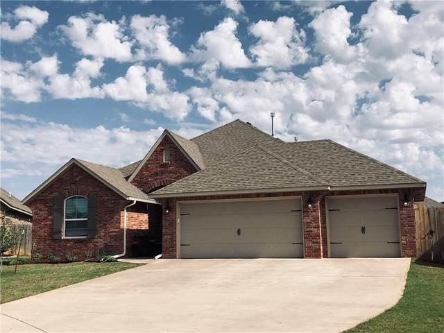 4309 SE 39th Circle, Norman, OK 73071 (MLS #956844) :: Maven Real Estate