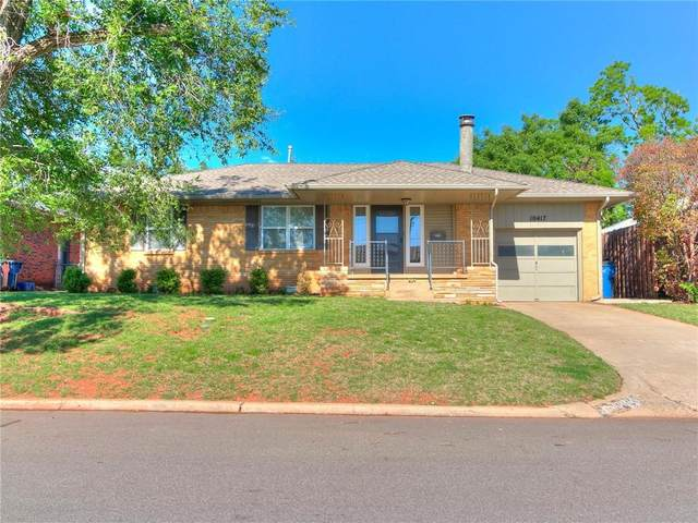 10417 N Greystone Avenue, The Village, OK 73120 (MLS #956867) :: Maven Real Estate