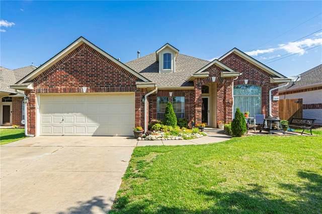 2105 SW 124th Street, Oklahoma City, OK 73170 (MLS #956871) :: Maven Real Estate