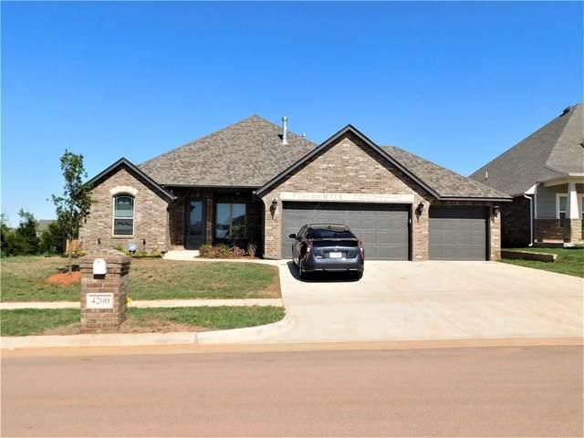 4200 Silver Maple Way, Oklahoma City, OK 73179 (MLS #956873) :: Maven Real Estate
