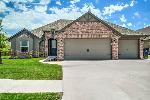 732 Windy Lane, Yukon, OK 73099 (MLS #956876) :: Maven Real Estate