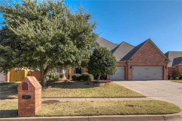 717 Trisha Lane, Norman, OK 73072 (MLS #956879) :: Maven Real Estate