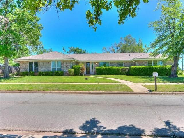 3916 Jim Robison Drive, Edmond, OK 73013 (MLS #956882) :: KG Realty