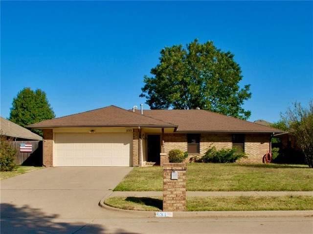 533 Wandering Way, Oklahoma City, OK 73170 (MLS #956886) :: Maven Real Estate