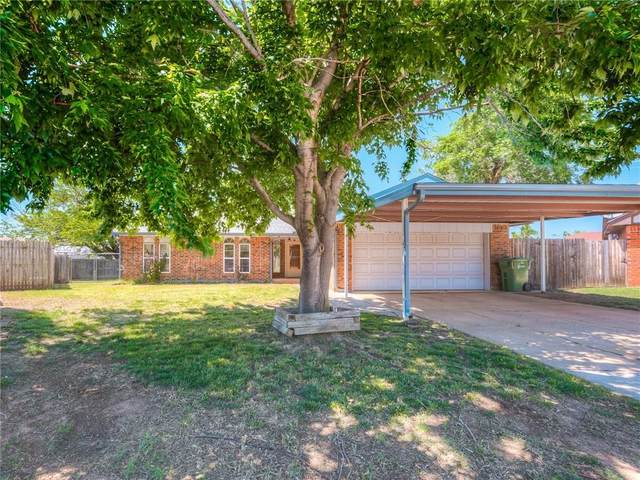 701 Dartmouth Street, Yukon, OK 73099 (MLS #956887) :: Maven Real Estate