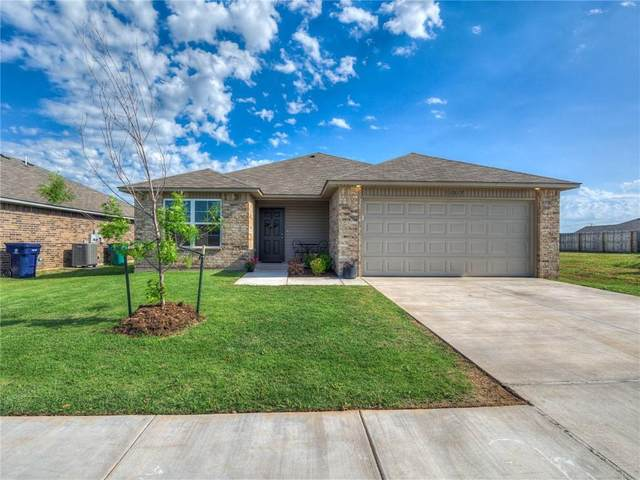11017 NW 98th Street, Yukon, OK 73099 (MLS #956898) :: Maven Real Estate