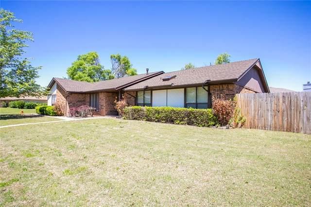5000 Kindling Drive, Oklahoma City, OK 73135 (MLS #956899) :: KG Realty