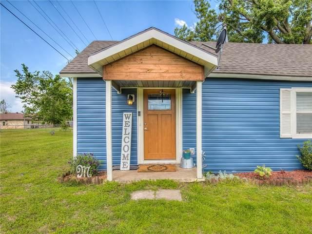 103 SW 5th Street, Tuttle, OK 73089 (MLS #956902) :: KG Realty