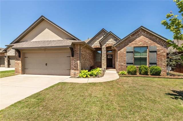 905 NW 189th Circle, Edmond, OK 73012 (MLS #956908) :: Maven Real Estate
