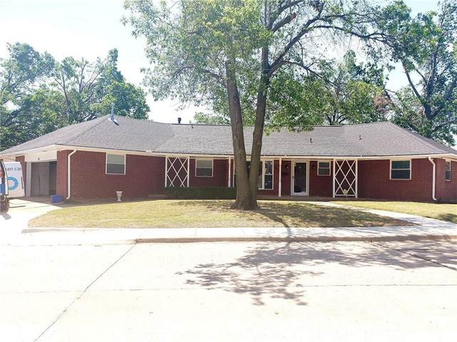 4624 NW 30th Street, Oklahoma City, OK 73122 (MLS #956911) :: Maven Real Estate