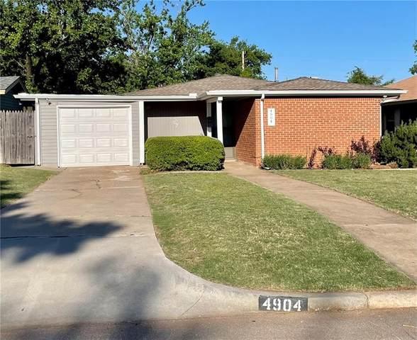 4904 N Miller Avenue, Oklahoma City, OK 73112 (MLS #956912) :: Maven Real Estate