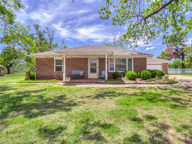 213 S Roselawn, Midwest City, OK 73130 (MLS #956920) :: The UB Home Team at Whittington Realty