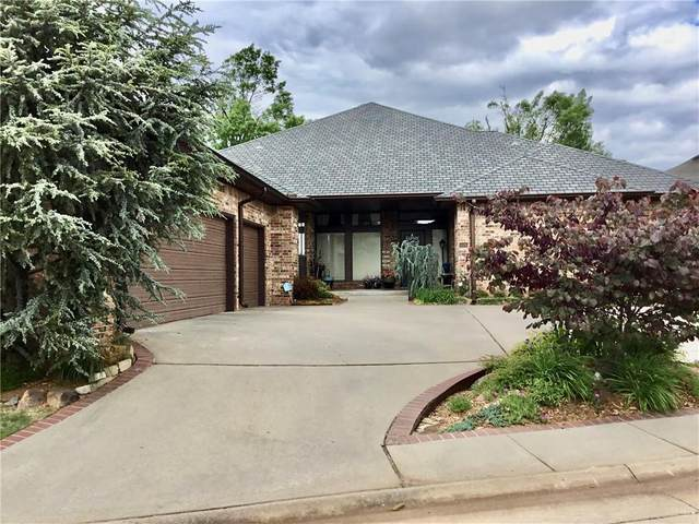 6008 Chestnut Court, Edmond, OK 73025 (MLS #956927) :: Homestead & Co